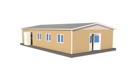 103 m2 Prefabrik Yemekhane