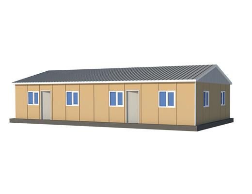 119 m2 Prefabrik Acil Afet Binası