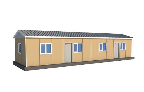 60 m2 Prefabrik Acil Afet Binası